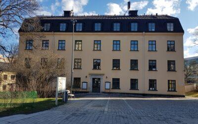 Lokaler i Klarahuset
